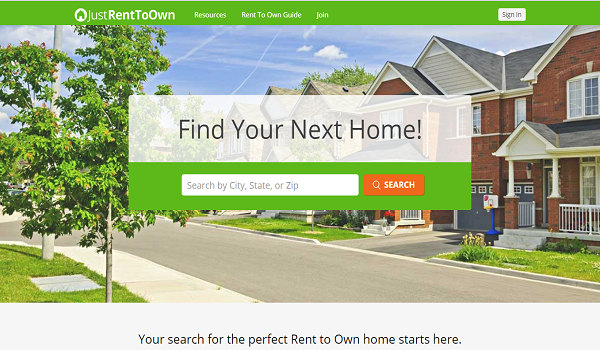 Rent Your House For All Seasons rent to own homes near me by owner