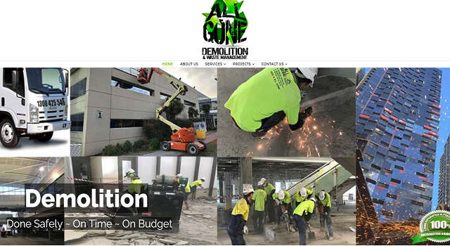 Tips for Choosing often the Right Demolition Service