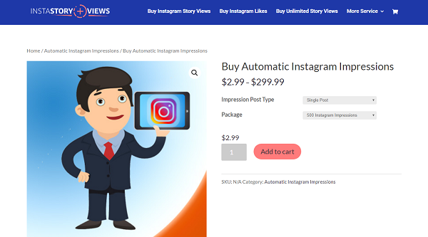 Purchase Instagram Story Perspectives
