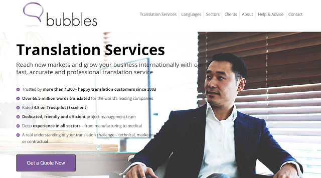 Online Translation Services RushTranslate
