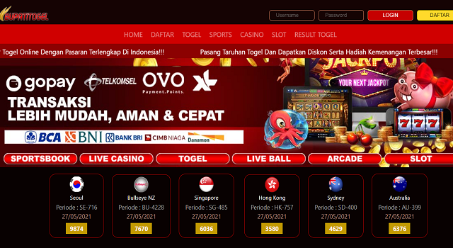 Blackjack – One Of The Most Liked TogelCasino Games